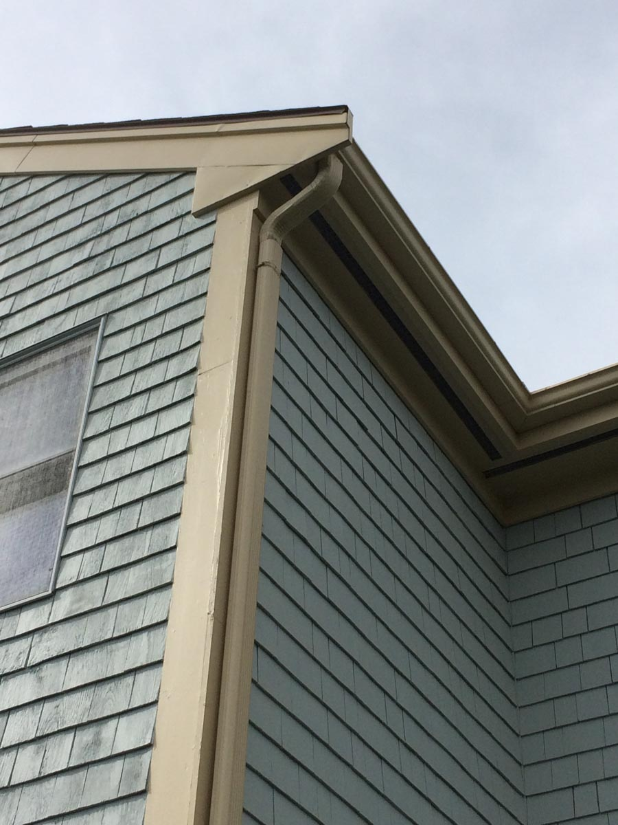 WInslow Architects Municipal siding projects